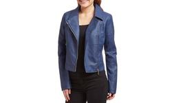 Olivia Miller Moto Jacket-small