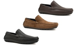 Joseph Abboud Yacht Moccasin: Brown-10