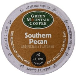 Green Mountain Coffee Southern Pecan K-Cups Brewers 24CT - 2PK