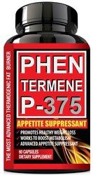 Phen P-375 Pharmaceutical Grade Weight Loss Diet Pills