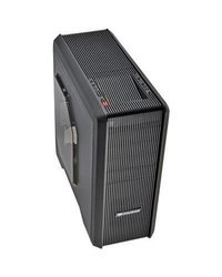 Cougar Pioneer Black Steel ATX Mid Tower Computer Case - Black
