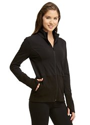 Marika Slimming Jacket: Black/large