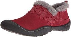 Women's Ottawa Slip On Shoes: Red/7.5
