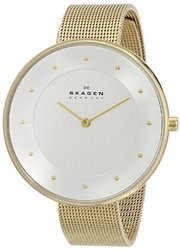 Skagen Women's Gitte Watch - Gold