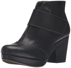 Jambu Women's Jasper Bootie: Black/7.5