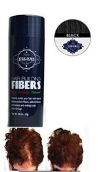 Piz-zaz Hair Building Fiber: Black