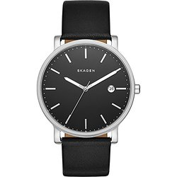 Skagen Men's Hagen Watch - Black