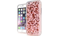 SW Global Deluxe Flake Case for iPhone 7 Plus - Rose Gold