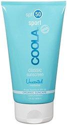 Coola Classic Sport Spf 45 Sunscreen - Unscented - 5 Oz (CS-S45U)