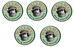 Burt's Bees 100% Natural Res-q Ointment, 0.3 Ounces (pack Of 6)