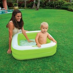 Intex Inflatable 15 Gallon Baby Pool - Green