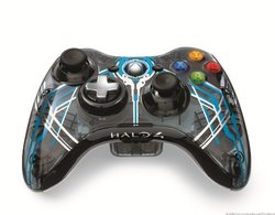 Microsoft Halo 4 Forerunner Limited Edition Wireless Controller (1546)