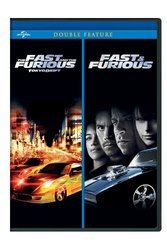 The Fast and the Furious: Tokyo Drift + Fast & Furious Double Feature