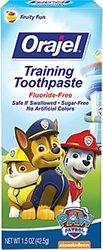 Orajel PAW Patrol Trianing Toothpaste - 1.5 Oz