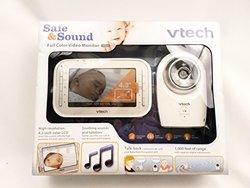 Vtech Safe & Sound Full Color Video Monitor