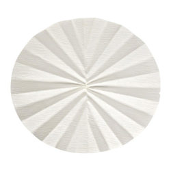 GE Whatman 10310244 Quantitative Folded Filter Kieselguhr Paper -10Pk