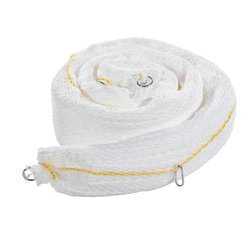 "New Pig Polyester Netting Oil-Only Spaghetti Boom - White - Size: 5""x 10'"