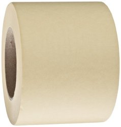 "Solder Wave 3"" Core 6 mil Thick 60 yds L x 4"" W Masking Tape - Beige"