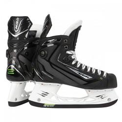 CCM Jetspeed 250 Youth Hockey Skates - Black - Size: 3.5D