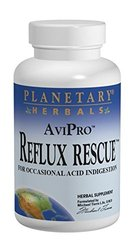 Planetary Herbals AviPro  Reflux Rescue  -0 Tablets 0.46 lb, 120