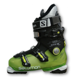 Salomon Quest Access R80 - Black/Green - Size: 28.5