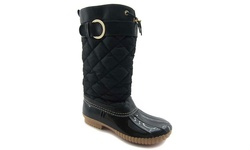 NY VIP Women's Cold-Weather Boots - Black - Size: 8