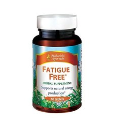 Fatigue Free - 1000 mg - 60 Herbal Tablets