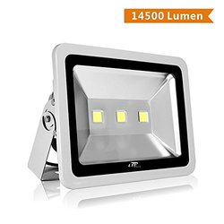 LTE 150W Super Bright Outdoor LED Security Lights - White (10015001-DW)