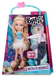 Bratz Metallic Madness Doll - Cloe