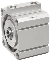 SMC Corporation NCQ8B150-025 Aluminum Cylinder Compact Double Acting