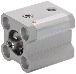 SMC Corporation NCQ2B25-25D Aluminum Cylinder Compact Double Acting M5