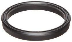 Small Parts Lip Seal Rectangular Profile Buna-N O-Ring Loaded Urethane