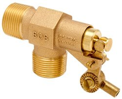 Robert R810-5 CASA Series Bob Red Brass Float Valve Assembly