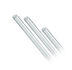 Pyrex Borosilicate Glass Rod - Size: 38.1mm Diax 1219mm L Case of 41