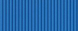 Rhino Mats Corrugated Runner Mat - Marine Blue