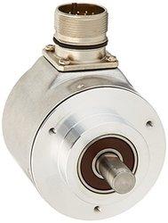 Hengstler Incremental Encoder Solid Shaft 1000 Pulses - Grey - Size: 10 mm