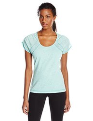 Royal Robbins Women's Release Tee - Light Aqua - Size: Small
