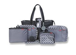 Diaper Bag Pack Right In Polyeste