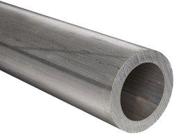 "Aluminum 6061-T6 Extruded Round Tubing ASTM B210 8"" OD - 7083"