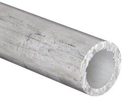 "Aluminum 6061-T6 Seamless Round Tubing ASTM B210 3-1/2""OD"