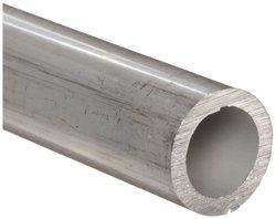 "Aluminum 2024-T3 Seamless Round Tubing WW-T 700/3 1.5""OD"