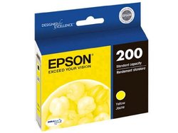 Epson T200420 DURABrite Ultra Standard-Capacity Yellow Ink Cartridge