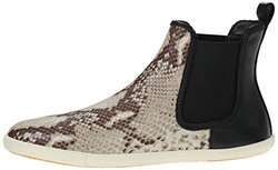 Marc Jacobs Women's Gracie Chelsea High Top Sneaker - Natural - Size: 5