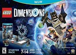 Lego Dimensions Starter Pack - Nintendo Wii U (17387906) 1163887