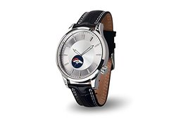 Rico NFL Denver Broncos Icon Watch - Black