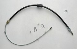 Aimco C912308 Front Parking Brake Cable for Vehices
