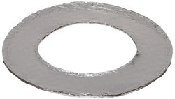 Small Parts Graphite Flange Gasket Ring Dark Gray Fits Class 150 1PK