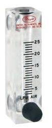 Dwyer Visi-Float Series VFA Flowmeter Range 10-100 cc/Minimum Water