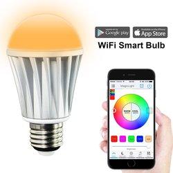 Magic Light WiFi Smart LED Light Bulb - 7 Watts