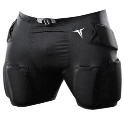 Titin Hyper Gravity Weighted Compression Force Shorts System - X-Small